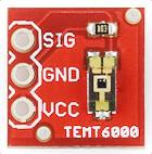 Arduino IoT: Simple Tutorial Illumination Santiapps TEMT6000 Light Sensor
